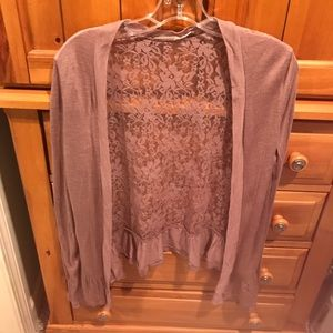 Urban Outfitters Pins & Needles lace Cardigan m